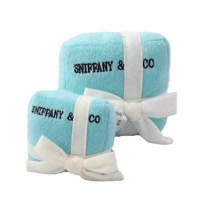 Dog Diggin Designs Sniffany & Co Box Dog Toy