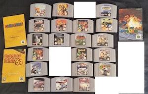 Cheap Nintendo 64 Games!