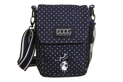 Doog Walkie Bag - Stella (navy and white spot)
