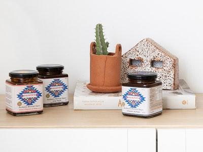 SALSiTA's Authentic Mexican Sauces Set of 3 Sauces: Pasilla Marinating Sauce, Chipotle Adobado , Sweet Chipotle of Mine