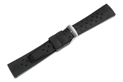 Tropic Watch Strap - Black