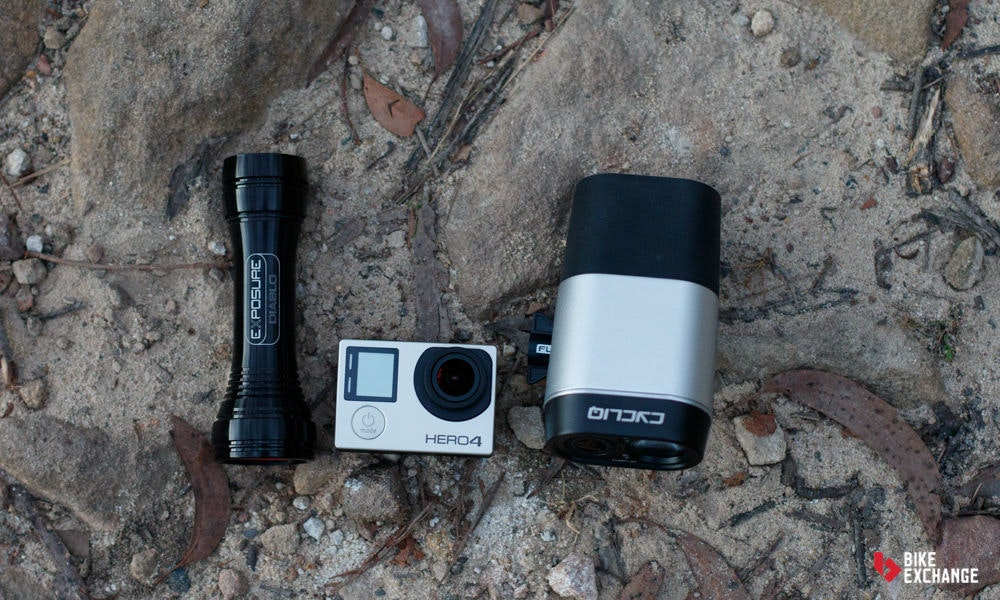 cycliq fly12 camera front light first look bikeexchange 6