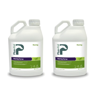 Plusvital Racing Syrup 2 X 5L