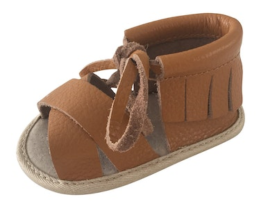 Wildchase Boho Sandals - 100% Leather - Brown