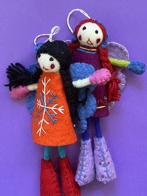 SparksJoi Fairy Dolls pair 2021