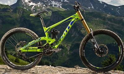 Scott Bikes