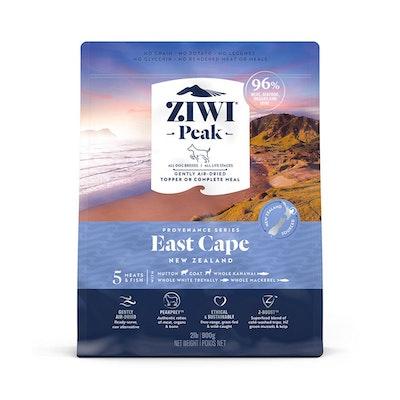 ZiwiPeak ZIWI Peak Provenance Air Dried Dog Food East Cape 900G