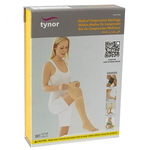 Tynor Medical Compression Stockings Class 2 (Pair)