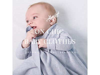 On Chic Baby Clothes Private Viewing Experience