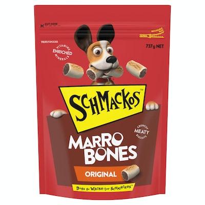 Schmackos Marrobones Dog Training Treats 8 x 737g