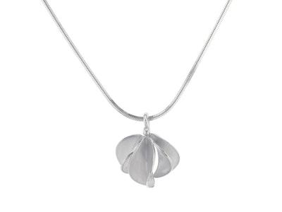 Small Leafbud pendant