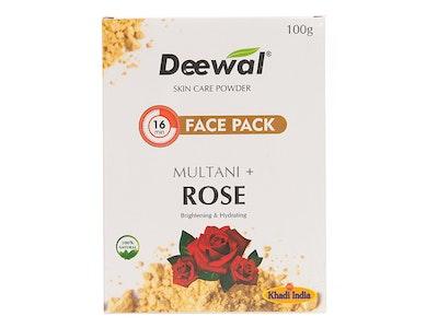 Deewal Rose Face Pack-100% Natural