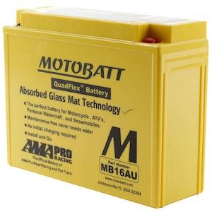 MB16AU MotoBatt Quadflex 12V Battery