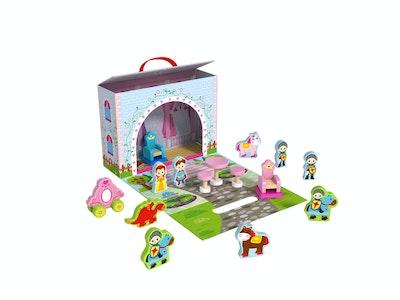Tooky Toy PRINCESS STORY BOX