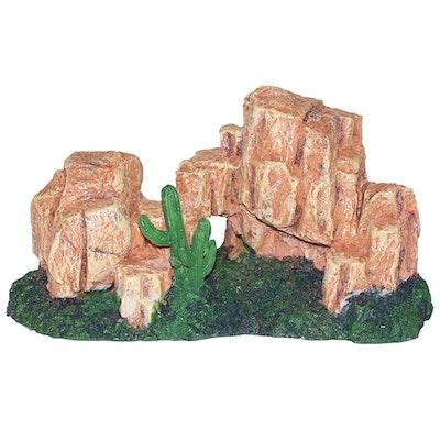 URS Ornament Sandstone Boulders Reptile Accessory - 2 Sizes