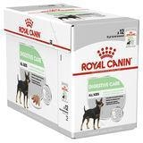 Royal Canin Dog Wet Pouches Digestive Care Loaf 12x85g