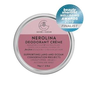 Good & Clean Nerolina Deodorant Crème