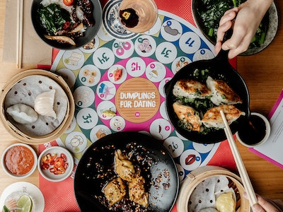 Dumplings for Dating! $65 per person (Board Game included)
