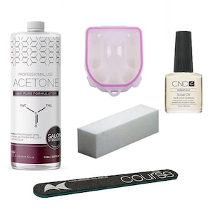 SNS & Dipping Systems Premium Soak Off Removal Kit