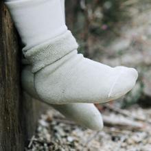 Fibre For Good 3-pack Terry socks – plain