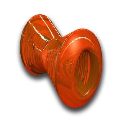 OUTWARD HOUND Bionic Bone Small / Orange