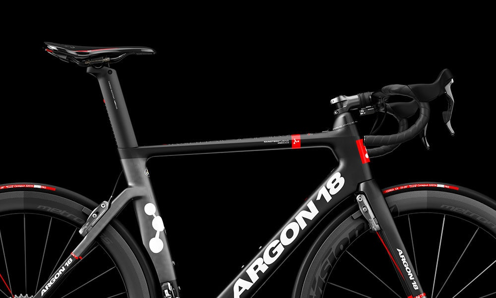 Argon 18 at the Tour de France