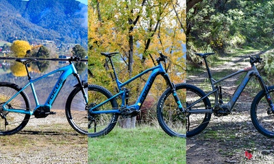 Electric Mountain Bike Comparison: Hardtail vs Trail vs Enduro E-MTB's Explained