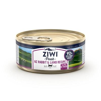 ZiwiPeak ZIWI Peak Cat Rabbit & Lamb Recipe Can 85G