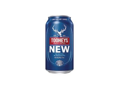 Tooheys New Can 375mL
