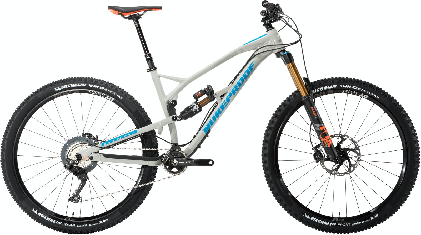 Nukeproof Mega 290 Factory 2019