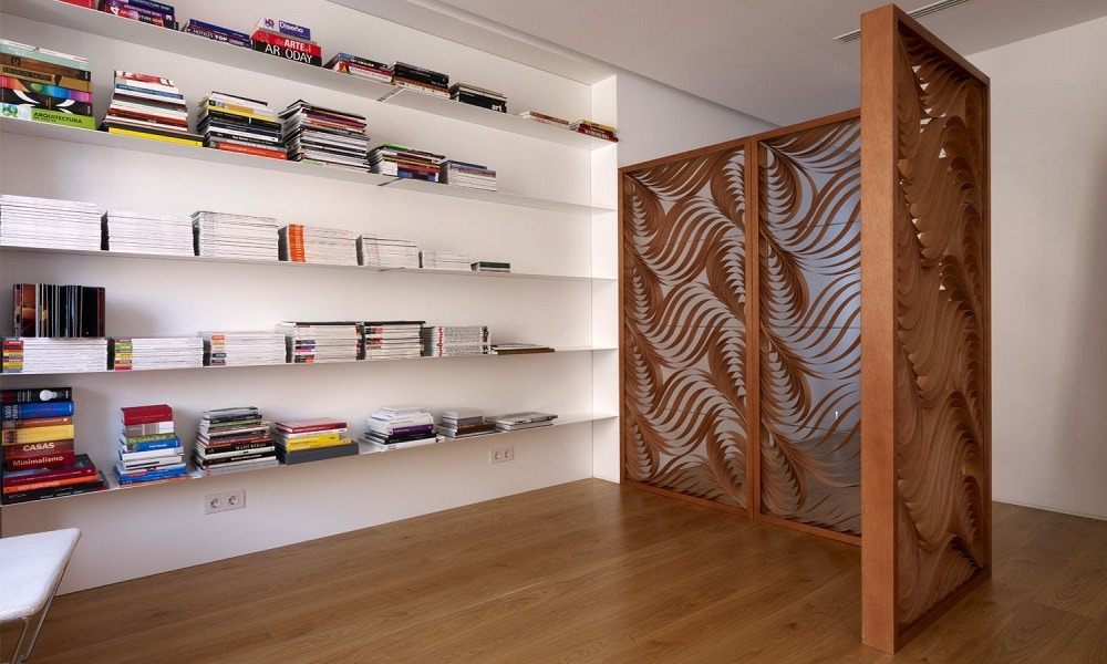 Create a Flexible Living Space with Privacy Screens