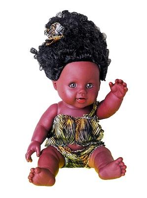 Designed by Florence Fa'iqah Hauwa Doll