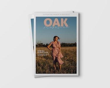 OAK Magazine Issue 8