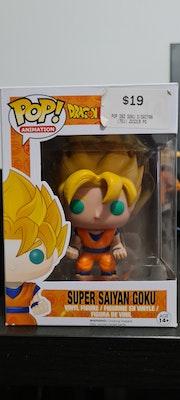 DBZ Super Saiyan Goku