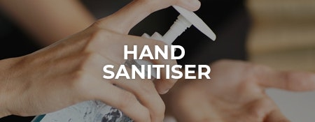 Shop Hand Sanitsation & Disinfectant Cleaning Products