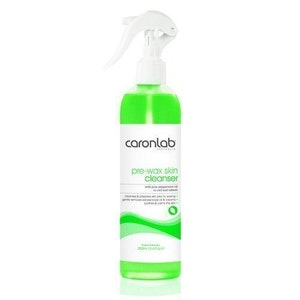 Caronlab Pre Wax Waxing Skin Cleanser with Trigger Spray 250ml Antibacterial