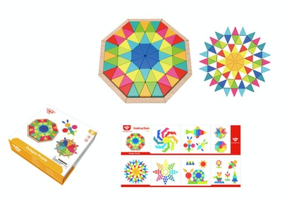 Tooky Toy OCTAGON PUZZLE