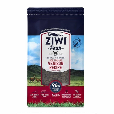 ZiwiPeak Daily Dog Cuisine Venison Dry Dog Food