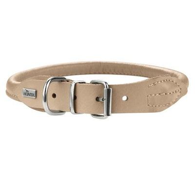 Hunter Collar & 10/100 Leash Combo - Round & Soft Elk