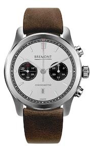 Bremont ALT1-C White-Black