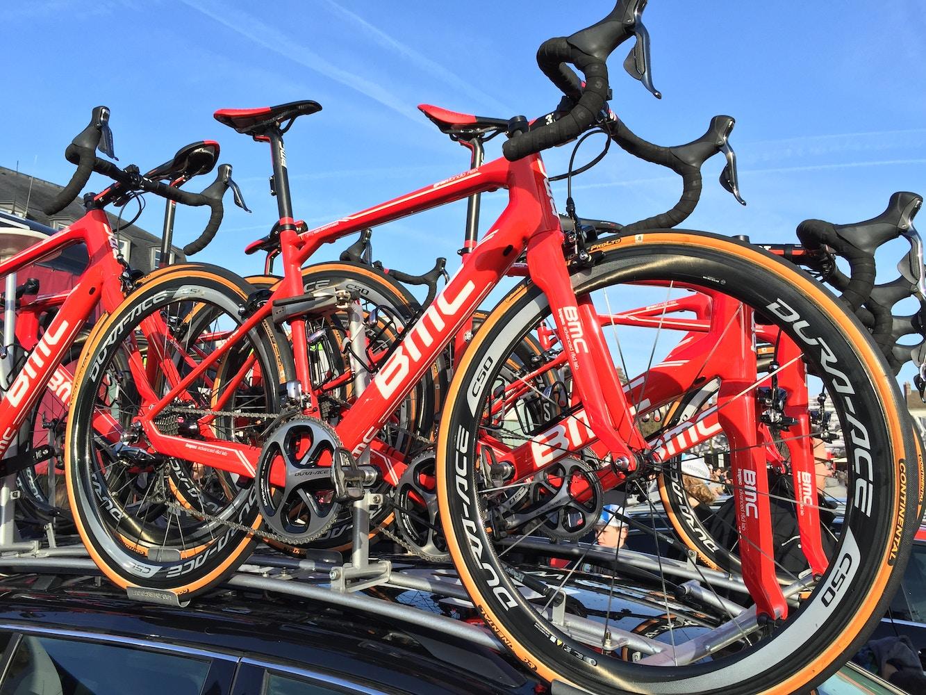 BMC - Bike-Perfektion aus der Schweiz