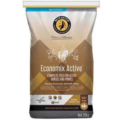 Mitavite Economix Horse Supplement 20kg