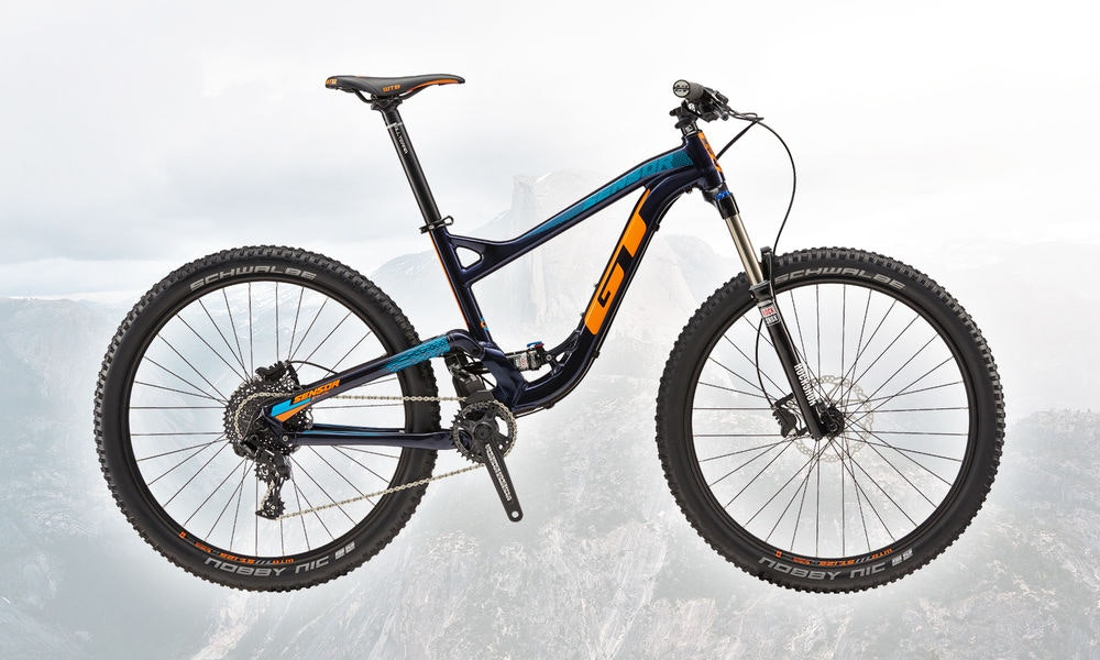 fullpage Best Trail Mountain Bikes for AU 3 000 BikeExchange 2017 GT