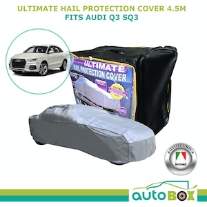 Ultimate Car Hail Stone Protection Cover 4WD to 4.5m suit Audi Q3 SQ3