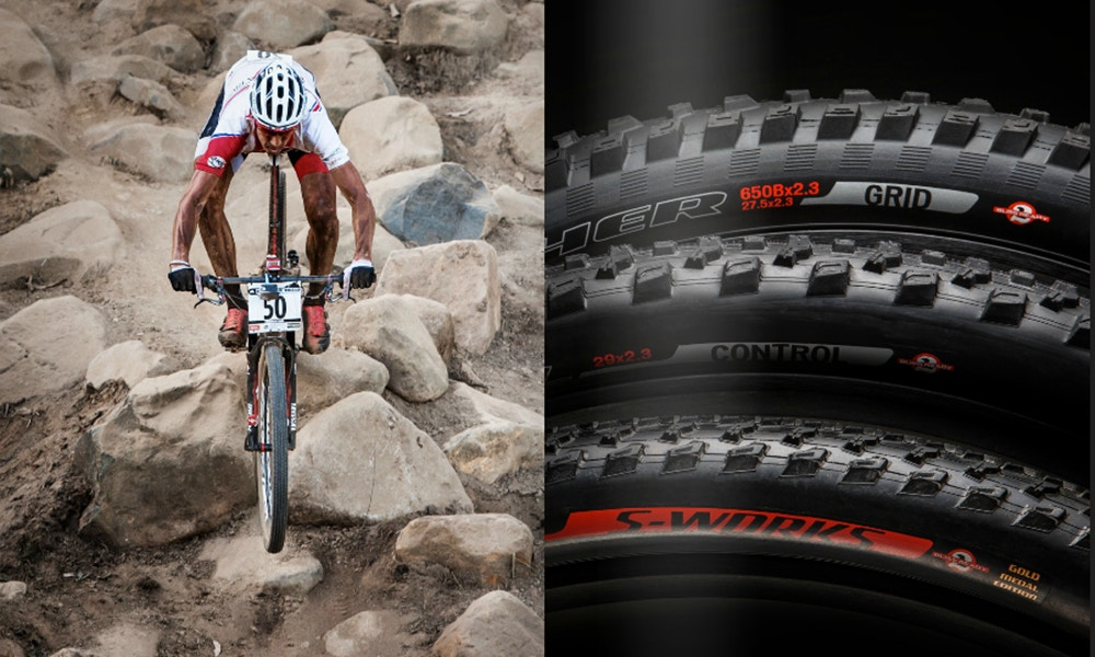 Specialized MTB Tyre Range Review