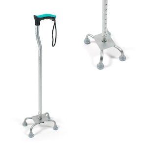 Tynor Walking Stick Quadripod (Quad Cane)