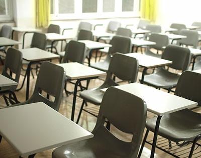 Improving ventilation at schools