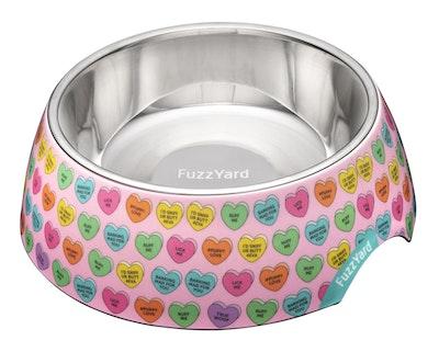 FuzzYard Bowl Candy Hearts