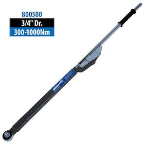 """Sykes-Pickavant Torque Wrench 3/4"""" 300 -1000 Nm Heavy Duty 1475mm"""