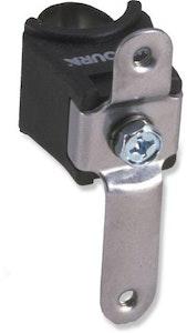 Minoura Angle Adjustable Cage Mount - 31.8-38.1mm